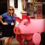 Pork, a new perspective, Meet @CityGirl4Ag