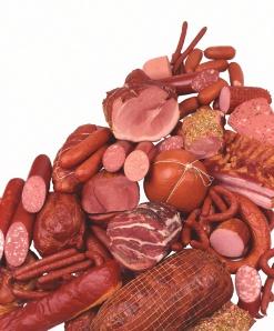 meat delicacies